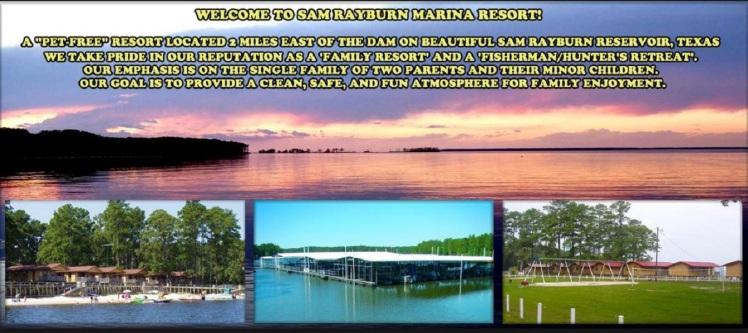 sam-rayburn-resort-marina-signage